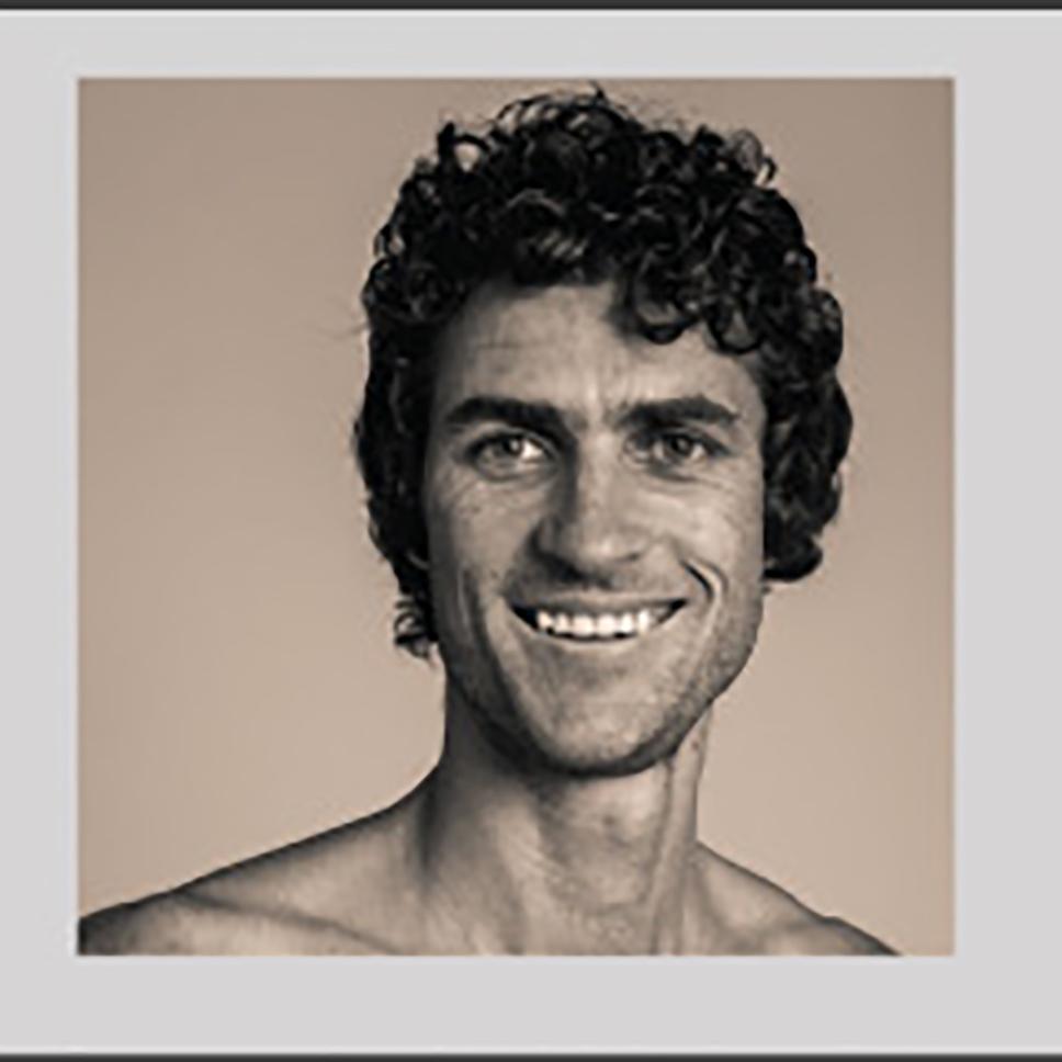 Portrettbilde av Joachim Skibenes
